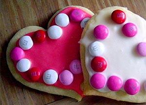 Valentinske darceky pre zeny