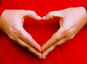 Valentinske srdce