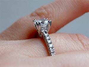 Zasnubny prsten