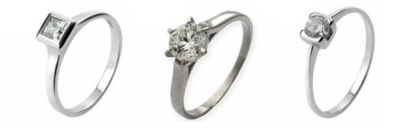 Klasicke snubne prstene